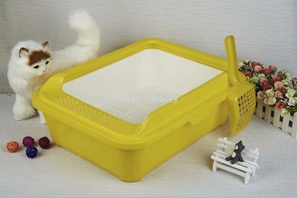 CF-S01H Cat Toilet Yellow - RM99