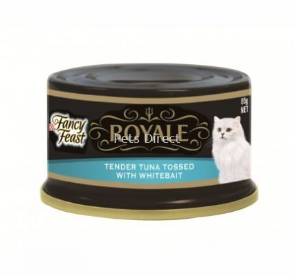FF Royale Tender Tuna Tossed With Whitebait 85g