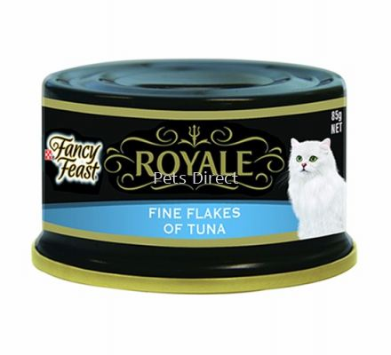 FF Royale Fine Flakes Of Tuna 85g