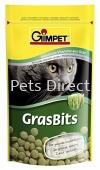 GIMPET GRASBITS Gimpet Cat Snack