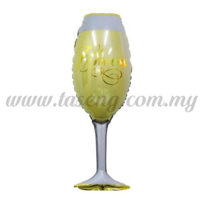 [WEDDING] Wineglass Foil Balloon *Cheers (FB-713)