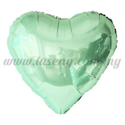 Foil Balloon Love -Mint Green (FB-18-LVMG)