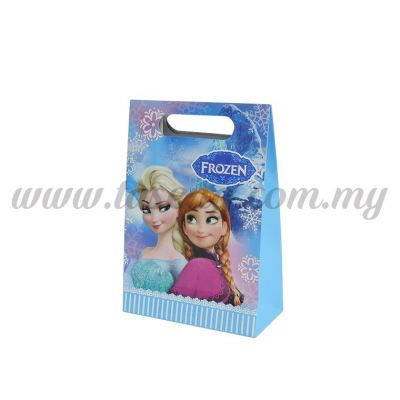 Frozen Paper Gift Box 1pack *12pcs (BX-GB-FZ)