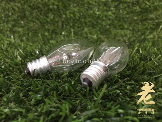 灯泡-透明白