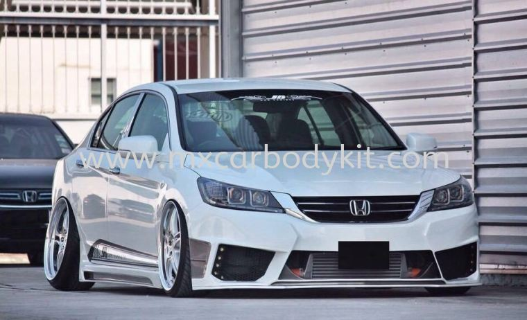 HONDA ACCORD 2013 EURO SPORT BODYKIT ACCORD 2013 HONDA