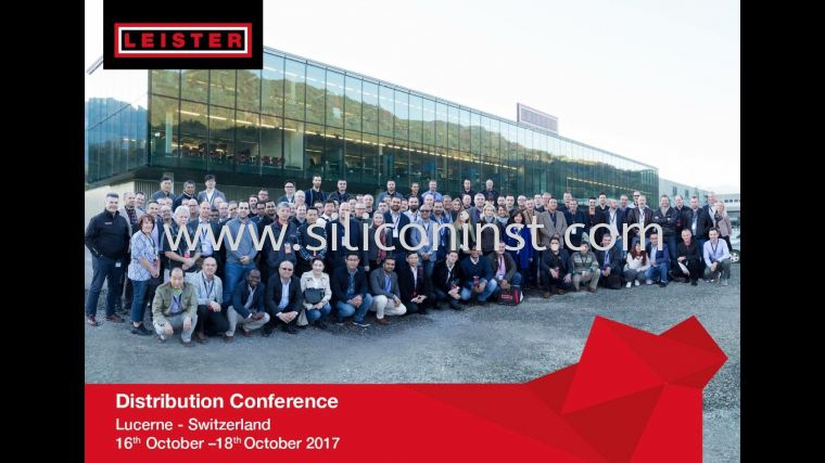 Leister Sales Conference 2017