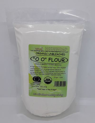 OO FLOUR-ORGANIC*UNBLEACHED