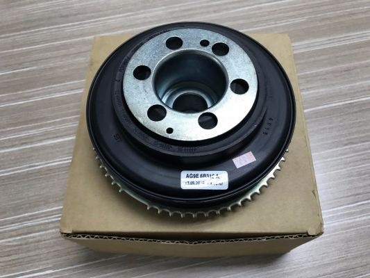 LAND ROVER EVOQUE CRANKSHAFT PULLEY