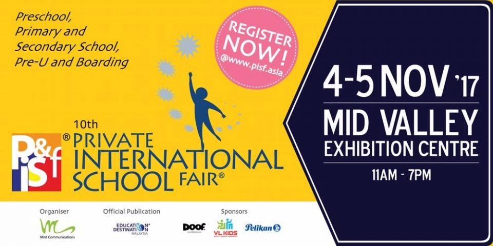 10th Private International School Fair November 2017 Year 2017 Past Listing