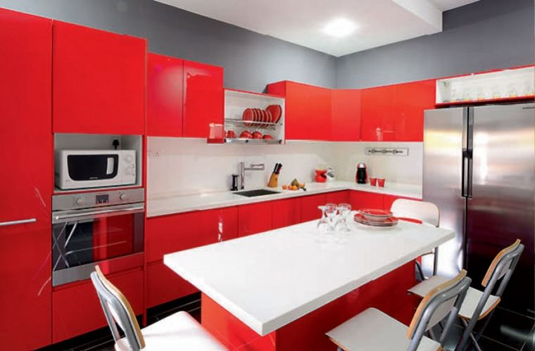 Projects 4 (2 Pictures) Modern Contemporary Kitchen Cabinet