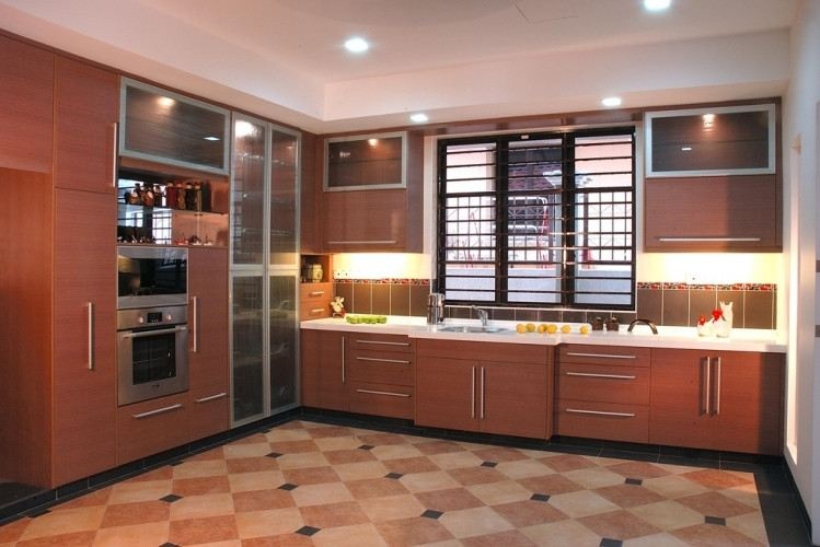 Projects 21 (1 Pictures) Modern Contemporary Kitchen Cabinet