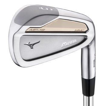 Mizuno MP-18 MMC DYNAMIC GOLD 4-PW Iron Set - Steel