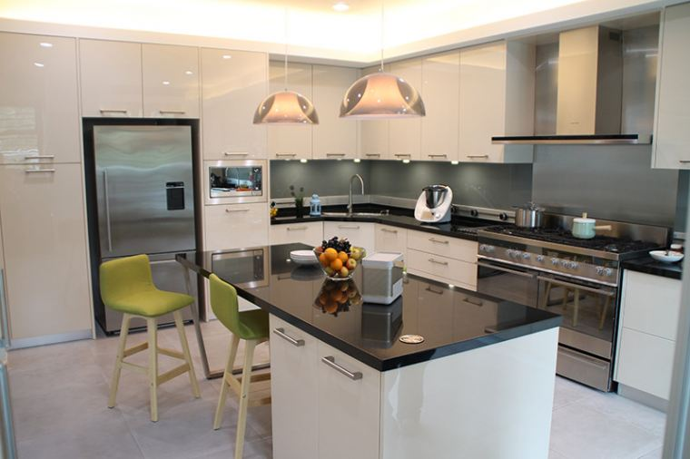 Projects 1 (3 Pictures) Modern Contemporary Kitchen Cabinet