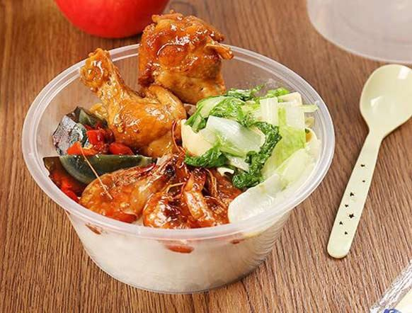 Round Containers Food Containers Malaysia, Selangor, Kuala Lumpur (KL), Rawang Manufacturer, Supplier, Supply, OEM | CEC Plastics Sdn Bhd