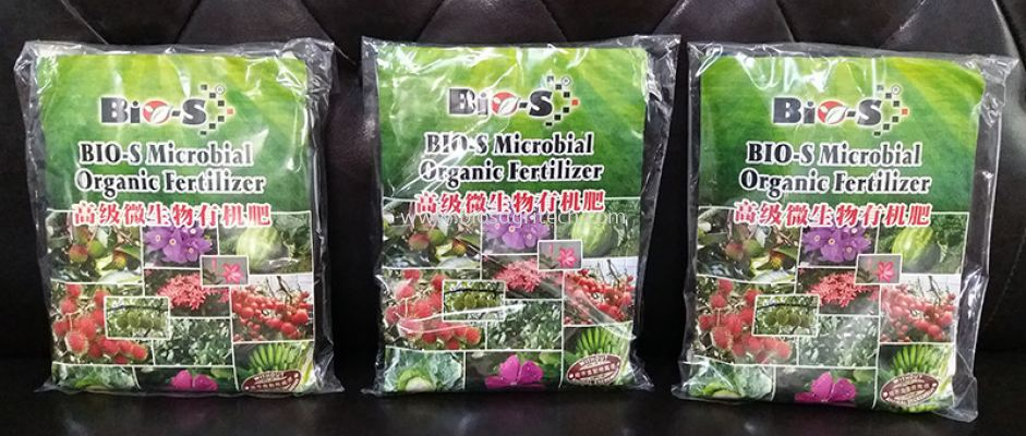 Bio-S Microbial Organic Fertilizer