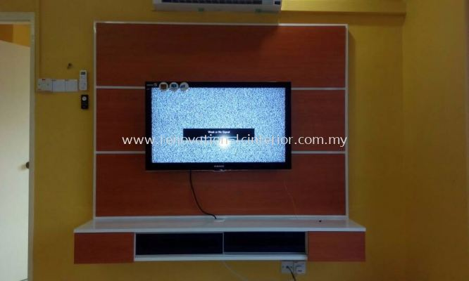 TV Console(Project at Langat Jaya)