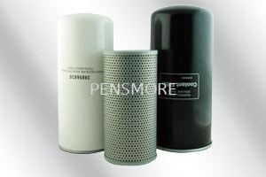 Oil Filter - Ingersollrand