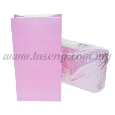 Kraft Paper Bag -Lilac  1pack *10pcs (RPB-P1-LI)