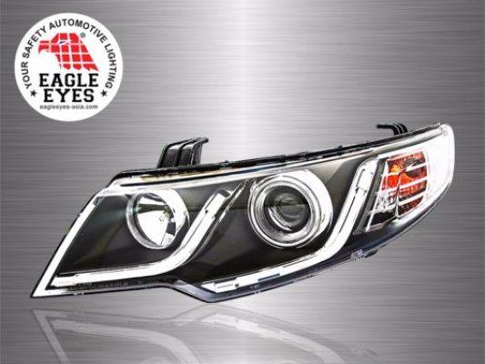 Forte Projector LED Light Bar Head Lamp 10-13