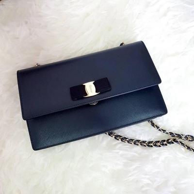 (SOLD) Brand New Salvatore Ferragamo Ginny Bag