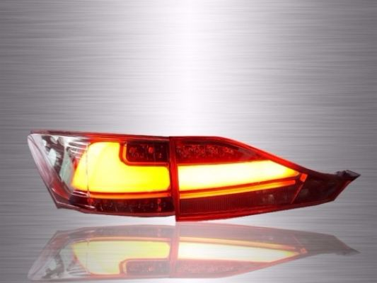Lexus CT-200H LED Light Bar Tail Lamp 11-17