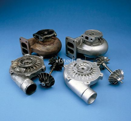 Turbocharger Deburring and Reconditioning