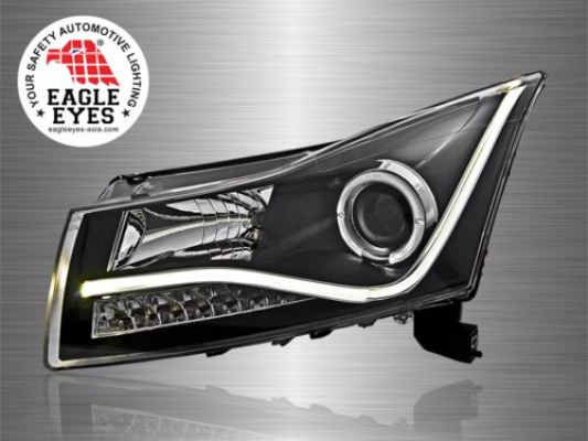 Cruze Projector LED DRL Head Lamp 11~14