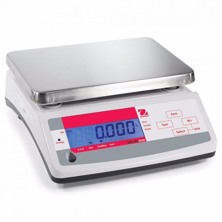 Valor® 1000 Bench Scales OHAUS