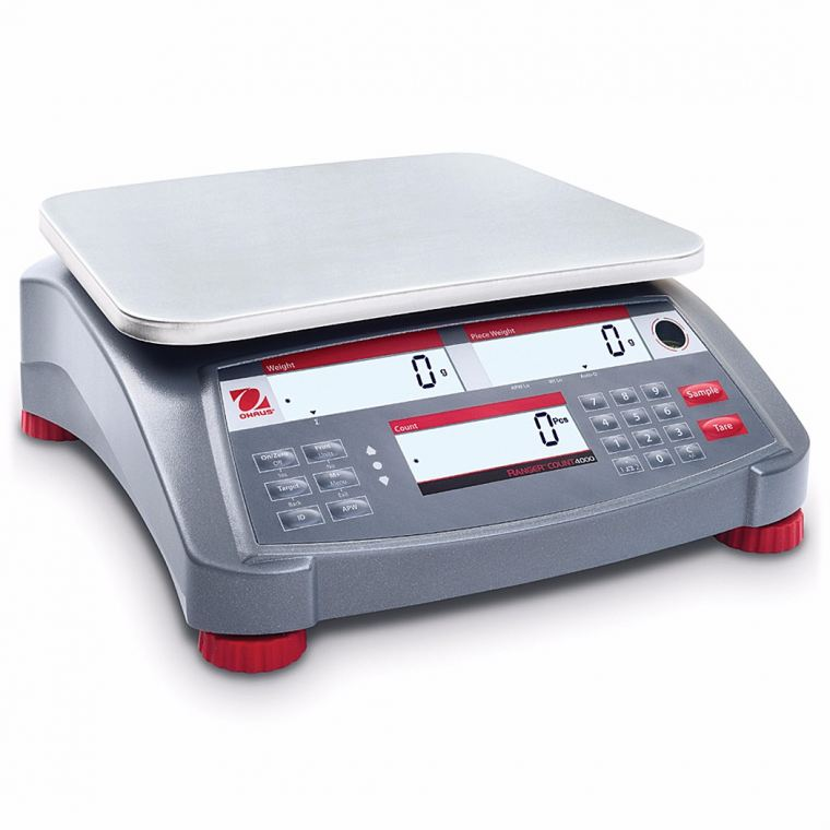 Ranger® Count 4000 Counting Scales    OHAUS
