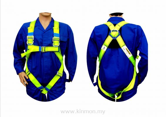 JE-1047 CE Full Body Harness