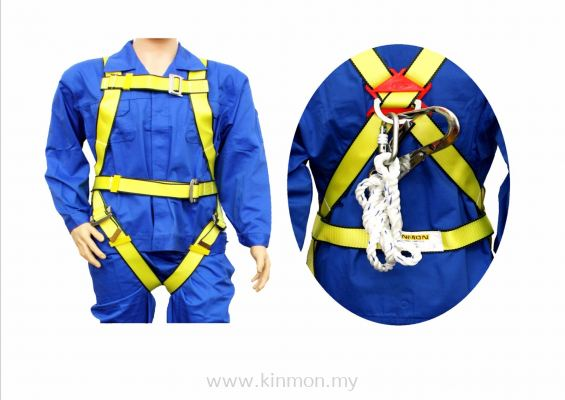 JE-1003 Full Body Harness
