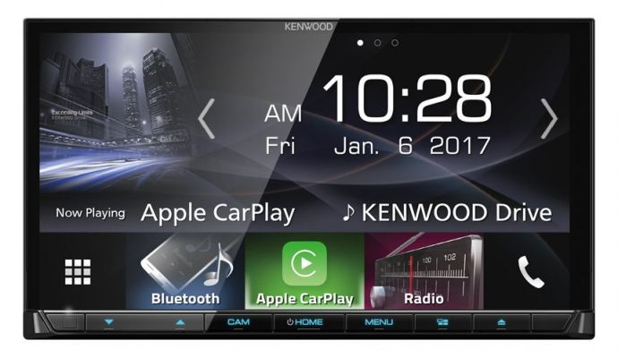 DDX-9017S 7inch WVGA Capacitive Touch Screen AV Receiver