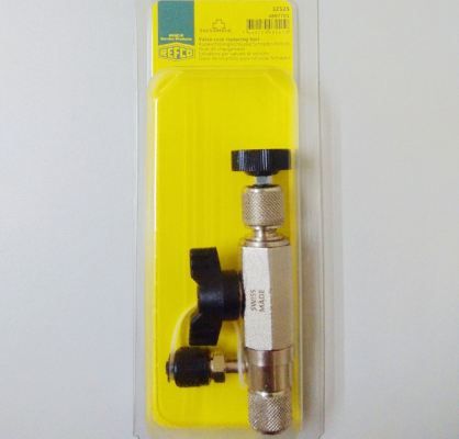 32525 REFCO Vacuum Rated Charging & Evacuation Valve (R22/134a/404a/507/407)