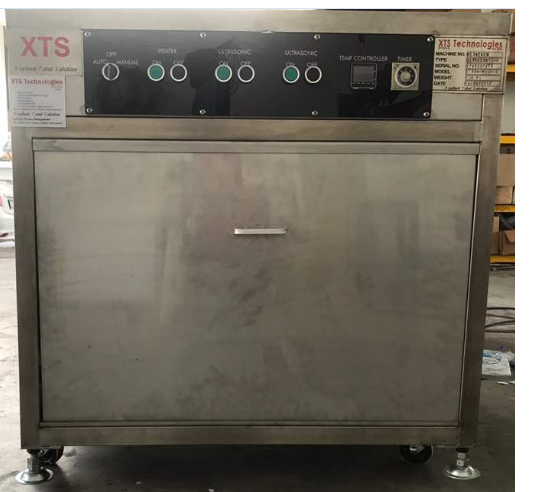 Singgle tank Cleaning ultrasonic cleaner: For beverage industry Indonesia