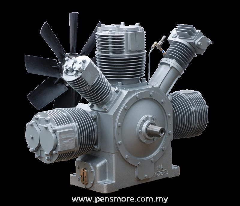 Helium  Booster Compressor
