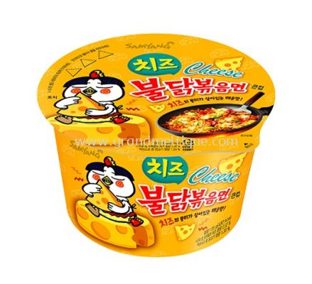 SAMYANG CHEESE BOWL RAMEN