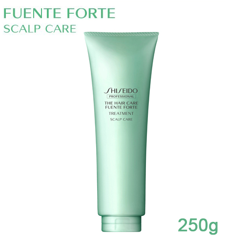 Shiseido The Hair Care Fuente Forte Treatment (scalp care) (250ml)