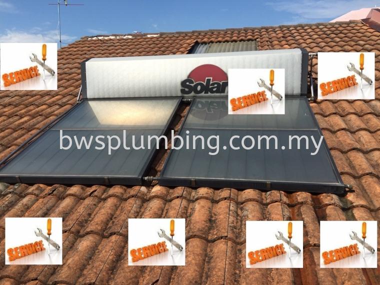 Repair Solar mate - Rawang | Solar Water Heater Service maintenance Solarmate Solar Water Heater Repair & Service BWS Customer Service Centre