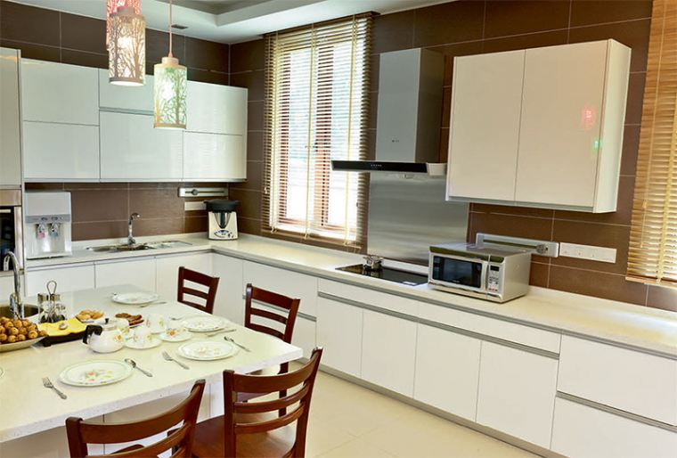 Projects 5 (2 Pictures) Modern Contemporary Kitchen Cabinet