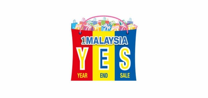 1Malaysia Year End Sale 2017 December 2017 Year 2017 Past Listing