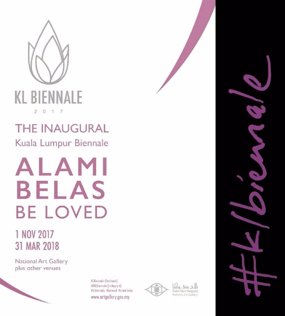 KL Biennale 2017 November 2017 Year 2017 Past Listing