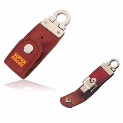 Leather Thumbdrive FD025