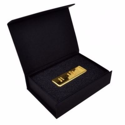 Thumbdrive Black Gift Box