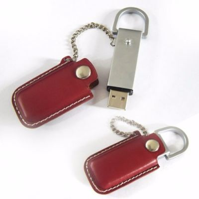 Leather Thumbdrive FD026