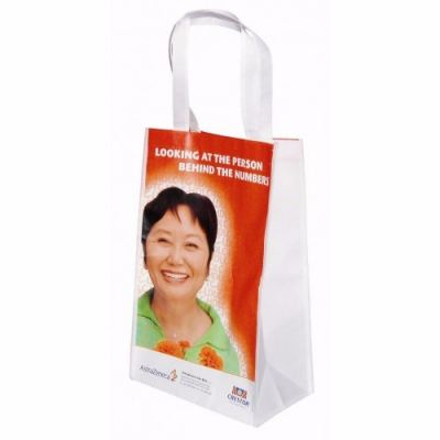 Laminated Shopping Bag - Gloss