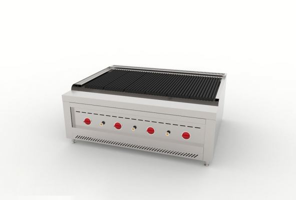 Charbroiler Table Top 900