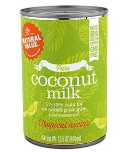 NV-COCONUT MILK-NATURAL-400ML