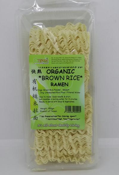 TW-BROWN RICE RAMEN-ORGANIC*�ЙC�������I