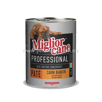Migliorcane Professional Pate with Poultry