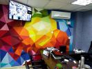 Call Now For Specials 3D Effect With Cotton Wall Décor 3D Wall Effect Customised Wall Decoration Design Wall Decoration With Cotton Wall